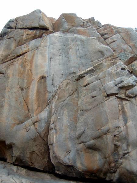 Hangman's Climb (5.9)