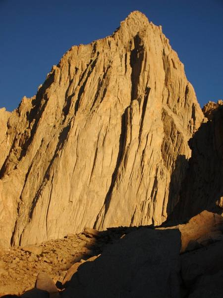 East Face of Whitney