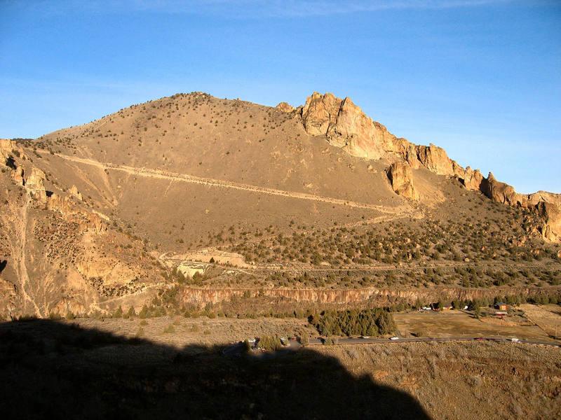 Staender Ridge and the Marsupials