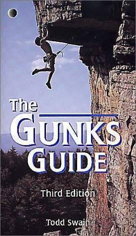 Todd Swain's Gunks Guide.