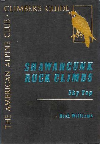 Dick Williams' Sky Top guidebook.