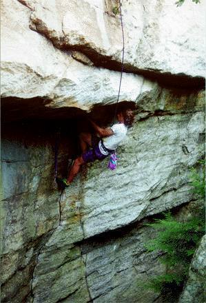 Starting the crux. Early 80s?