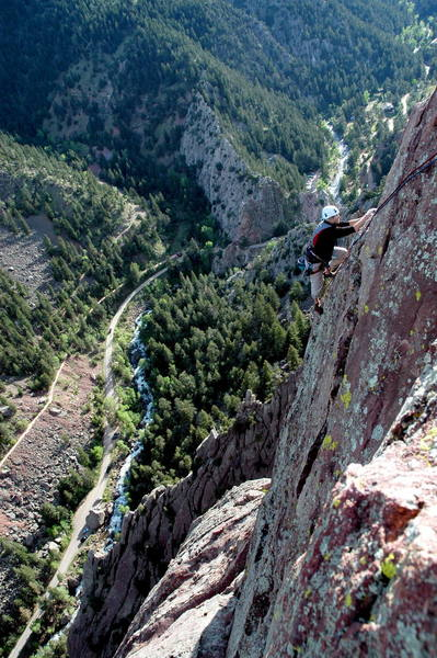 Casey Casler on last pitch of Yellow Spur
