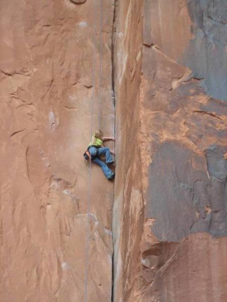 Sierra age 9 on 30 seconds over potash