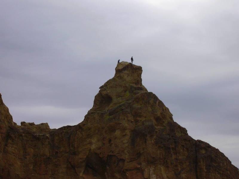 summit of Brogan