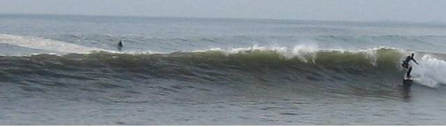 surfing oregon