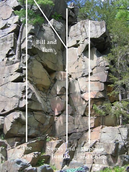 Tourist Rocks
