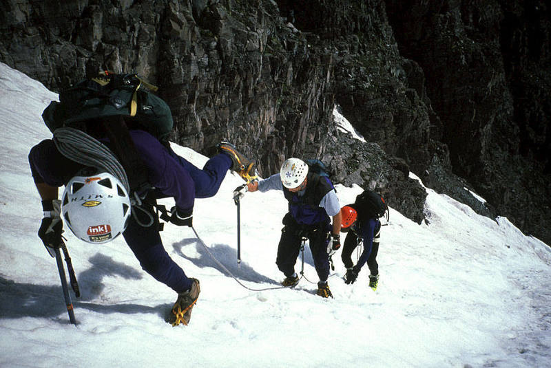 On your hottest day, I'll be kicking clients in the face with my crampons!<br> Have a great summer,<br> <br> Jeff<br>
