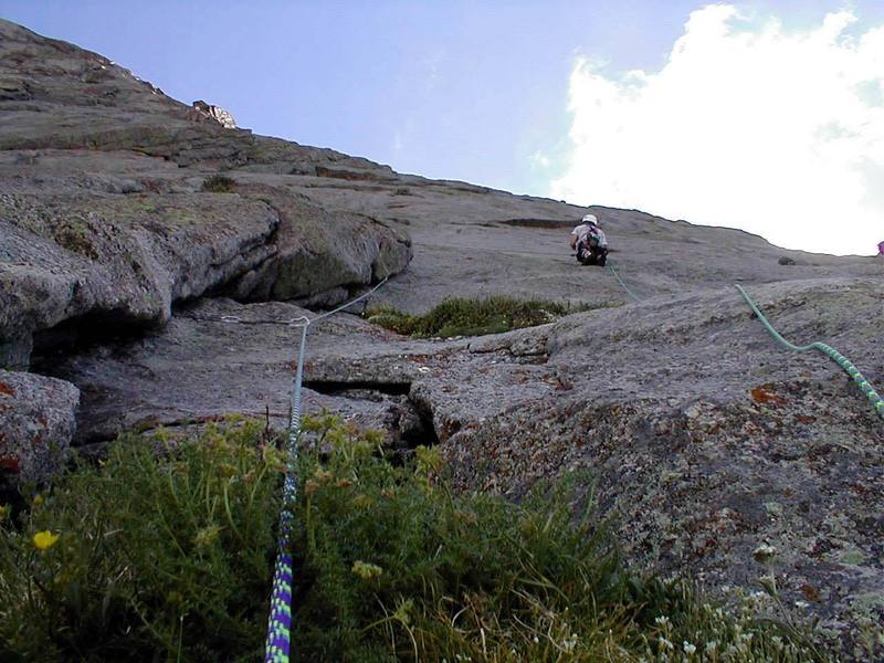 Second pitch after the first dihedral (P5 in the description)