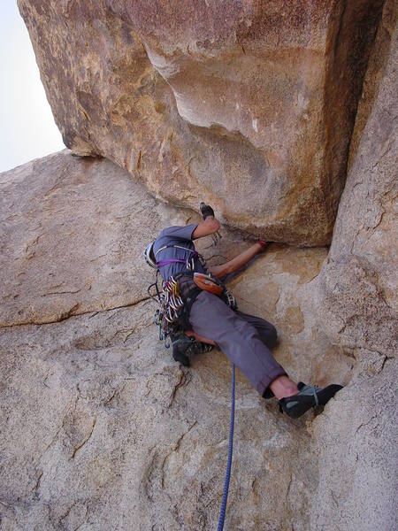 The shorter third pitch protects very well with a variety of gear small to medium.