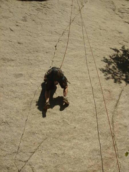 Great climb.