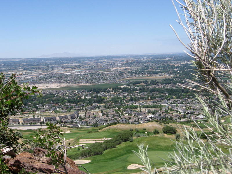 Truly Suburban Climbing