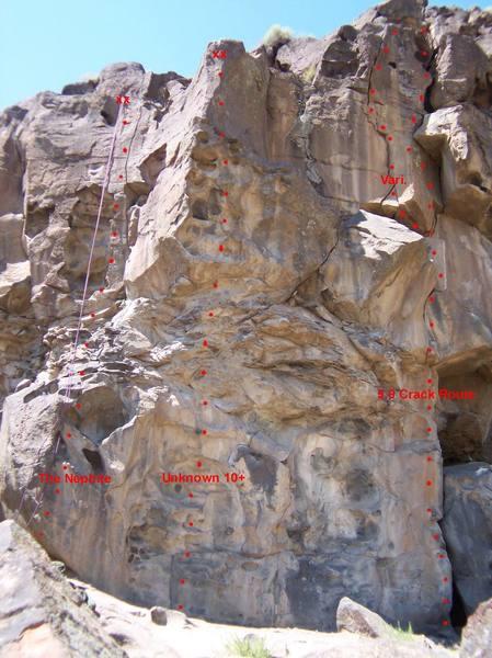 The Nephite, Unknown, Crack Route