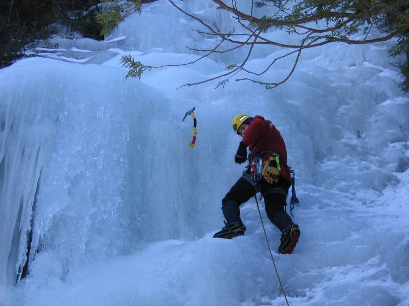 Starting on the first pitch of M-Gully
