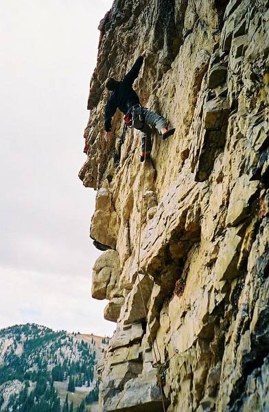 Alta, Whipper Wall