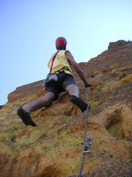 JohnK leading the fifth and final pitch.
