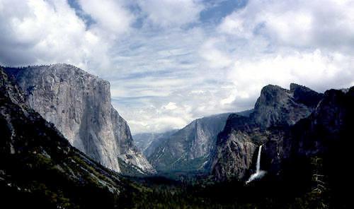 Yosemite. 1981.<br> Photo by Blitzo.