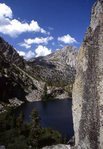 Eagle Lake.<br> Photo by Blitzo.