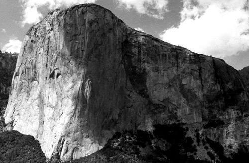 El Cap. <br> Photo by Blitzo.