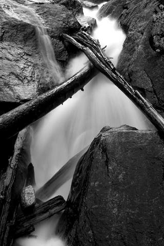 Oleson Creek.<br> Photo by Blitzo.