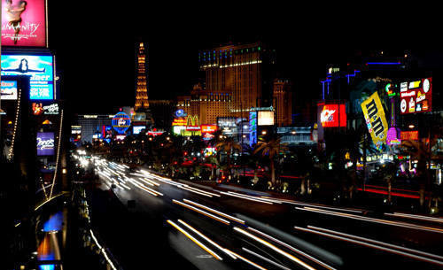 Viva Las Vegas!<br> Photo by Blitzo.