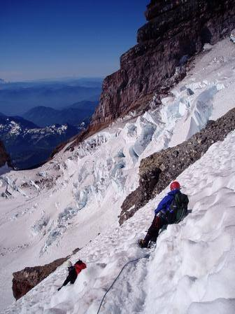the cleaver route descent