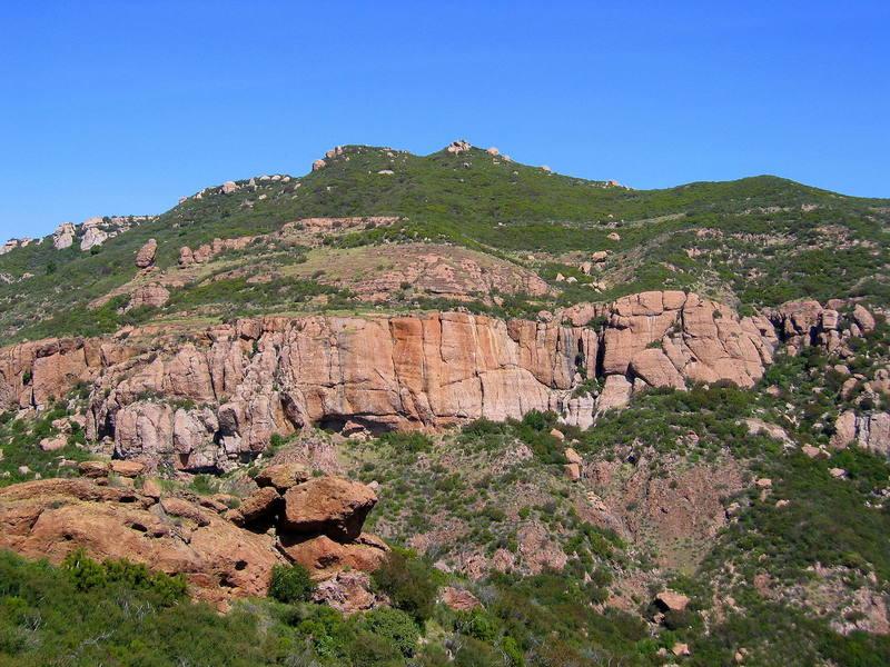 The Echo Cliffs