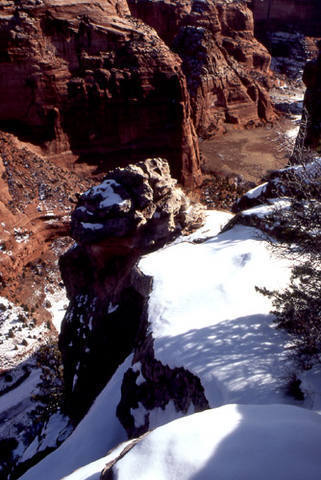 Canyon De Chelly.<br> Photo by Blitzo.