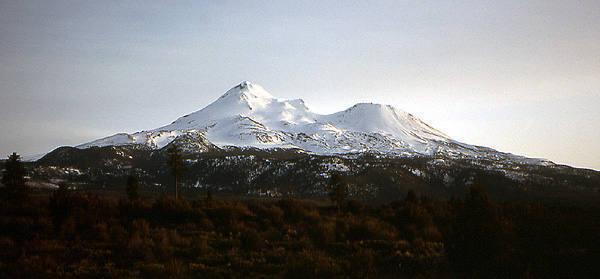MT Shasta.<br> Photo by Blitzo.