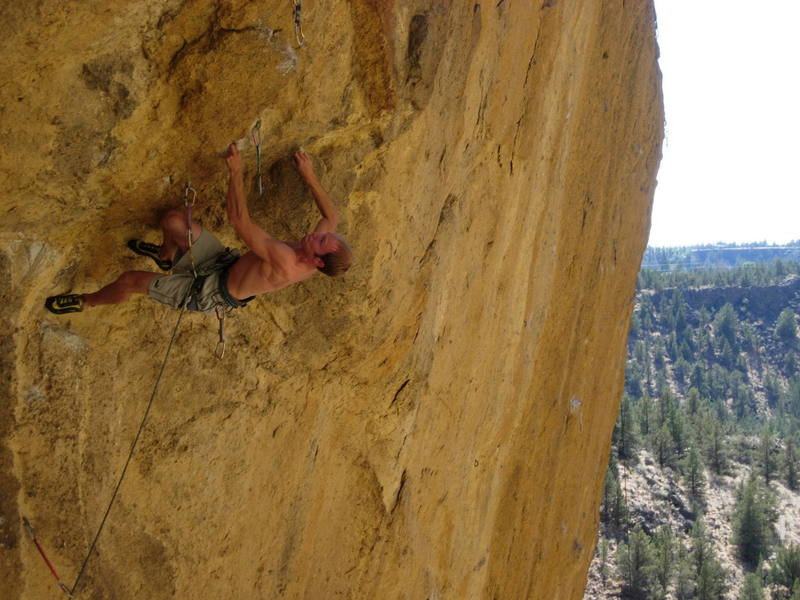 First crux on the Quickening