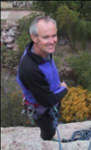 Oct 2003, Boulder Canyon, 3rd Elephant Buttress