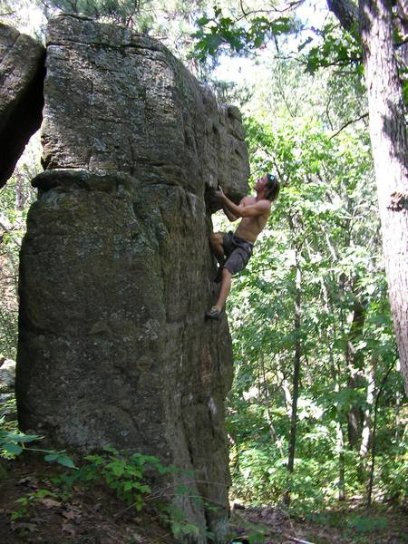 Aarron S. on High Anxiety V1