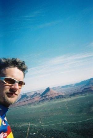Porcupine Rim, Moab, UT