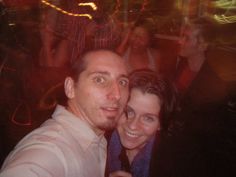 New Year's 2006 with my lady!