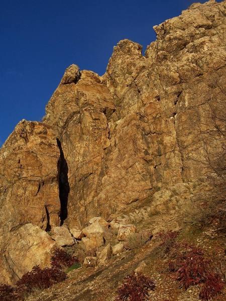 Pete's Rock.