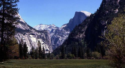 Yosemite Valley 1975.<br> Photo by Blitzo.