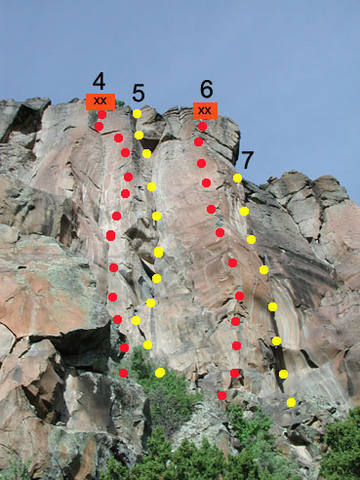 Early Arete is #6.