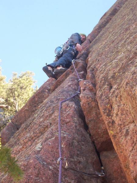 Me Eldorado Canyon