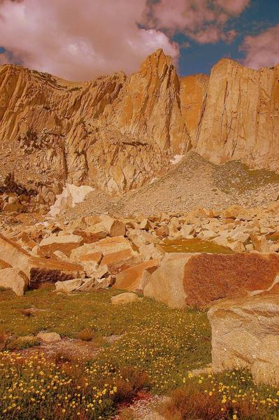 Summit Wall: Lone Peak Cirque