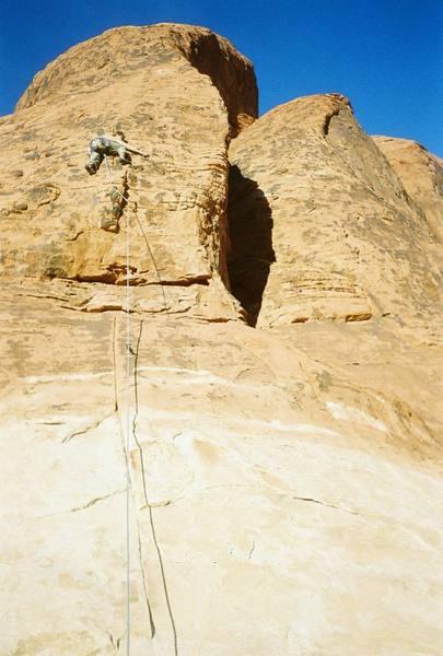 California crag
