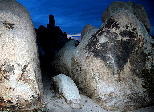 Boulders-Group Camp.<br> Photo by Blitzo.