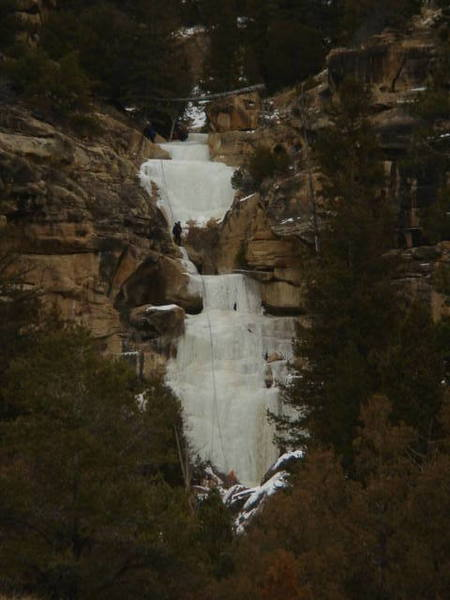 The first and Second pitch of CCC falls for the road.