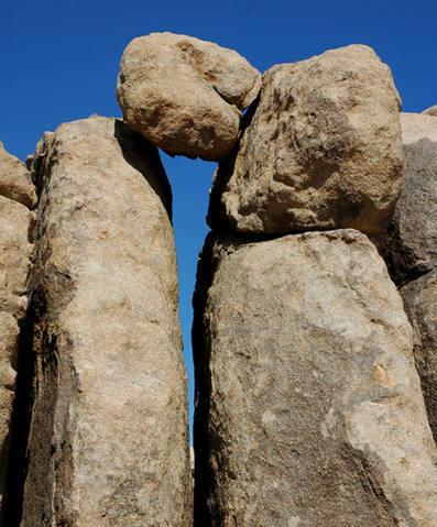 Rocks-QSPA.<br> Photo by Blitzo.