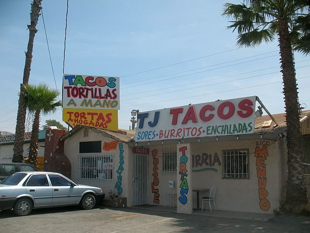 TJ Tacos - for all your pre/post send calories