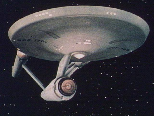 This is the <b>real</b> Enterprise!