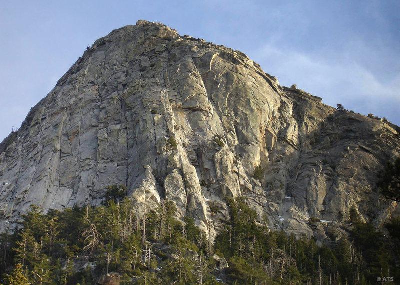 Tahquitz Rock, Idyllwild, Ca.