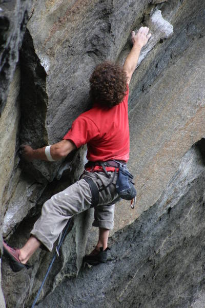 """I think I can. I think I can. Jay Conway considering the 6'4"""" person's beta."""