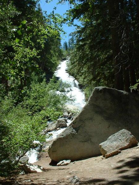 Lone Pine Creek - June '05