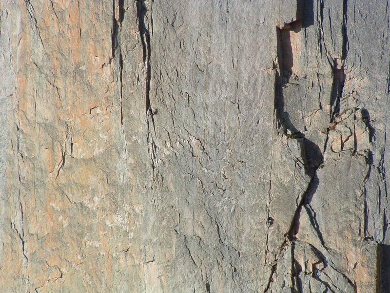 Rock Climb Casual Route, RMNP - Rock