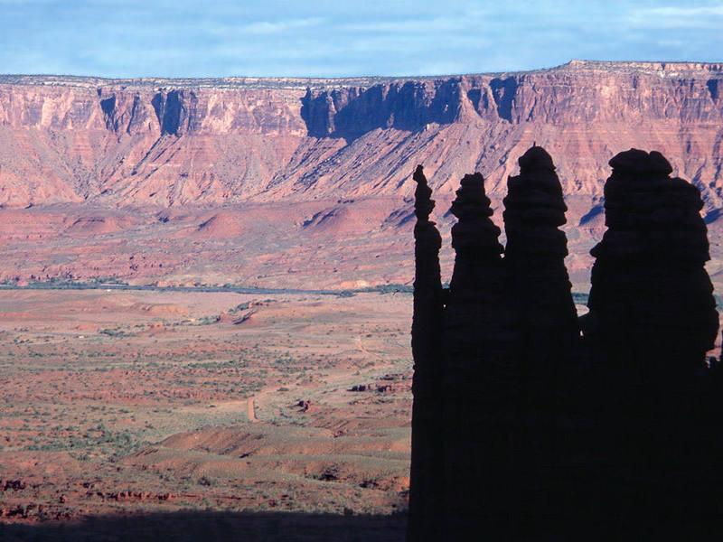 Ancient Art's four summits.